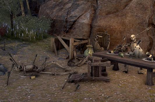 Elder Scrolls Online's 'Tales of the Dead' contest seeks storytellers