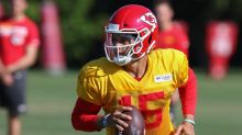 Several players out as Chiefs begin padded practices
