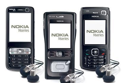 Nokia's Nseries makeover continues: the Music Editions