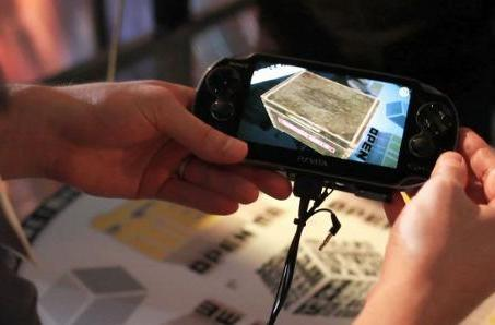 Cooperative reality: Hands-on with Box! Open Me for PS Vita