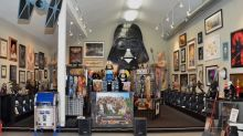 $200,000 of Star Wars memorabilia stolen from museum