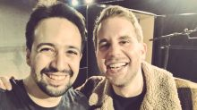 Lin-Manuel Miranda and Ben Platt team up for an emotional #Hamildrop and Twitter is freaking out
