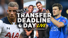 Transfer deadline day RECAP: All the moves on the final day of the English transfer window as it happened