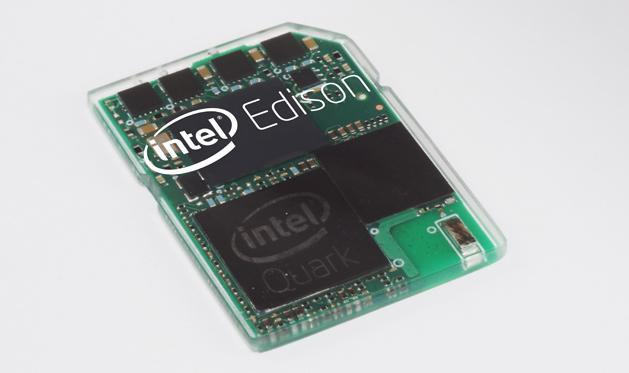 Intel's SD card-sized computer may not be so tiny after all