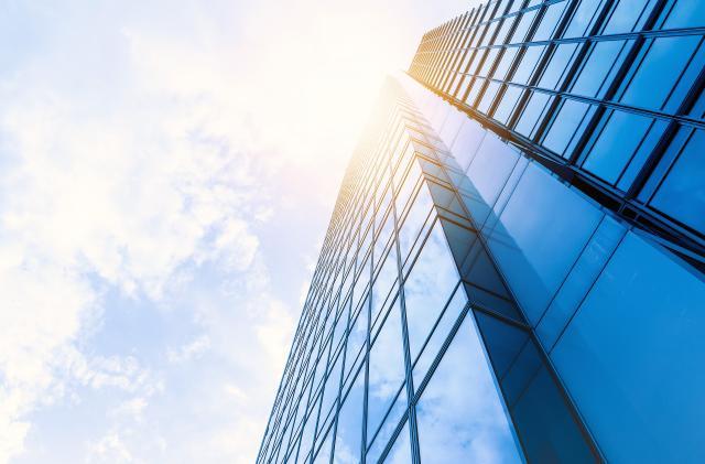 Solar windows use sunlight to retain a building's heat