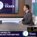 Credit Suisse estimates S&P 500 gain of more than 20% for 2019