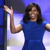 Christian Siriano Is in 'Absolute Awe' That First Lady Michelle Obama Wore His Design at DNC