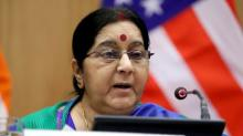 India says it only follows U.N. sanctions, not unilateral U.S. sanctions on Iran