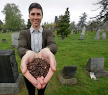 Washington poised to become first state to allow eco-friendly 'human composting'