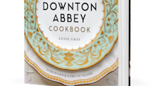 Get an exclusive taste of the official 'Downton Abbey' cookbook with 2 afternoon tea recipes