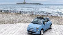 """L'esclusiva Fiat 500 """"Spiaggina '58"""" è il tributo speciale per compleanno di Fiat 500"""