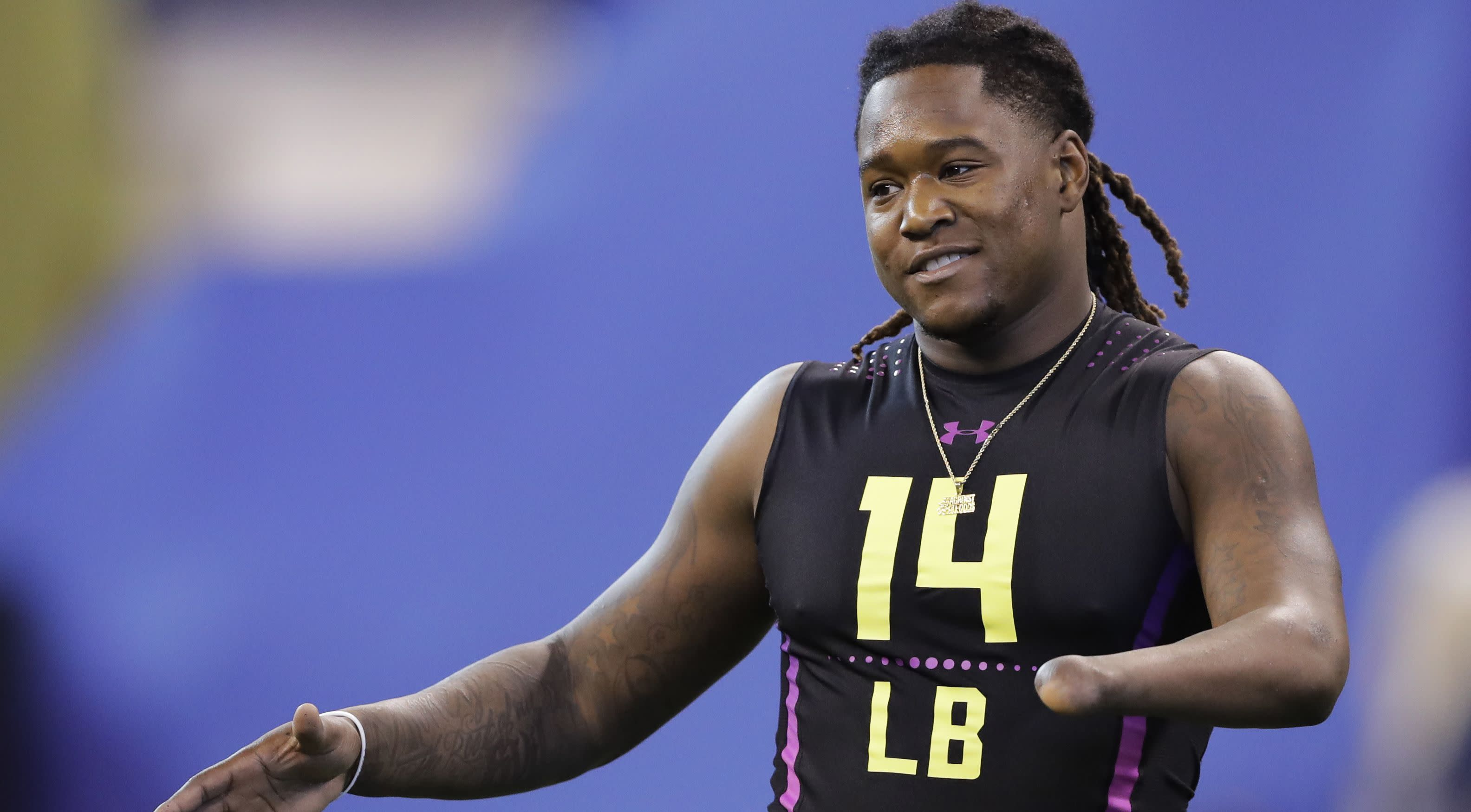 Draft fall won t deter Shaquem Griffin e6d3b485a
