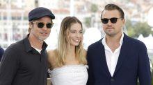 Brad Pitt y Margot Robbie ponen a Leonardo DiCaprio contra las cuerdas