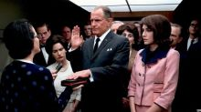 Woody Harrelson unrecognisable in first trailer for Rob Reiner's LBJ