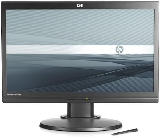 HP unleashes Compaq L2105tm touchscreen, multitouch monitor