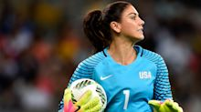 Hope Solo: I apologized for 'coward' comments