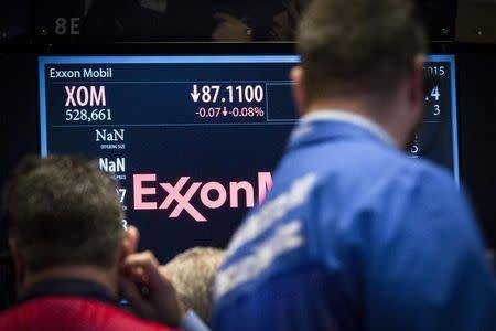News post image: Exxon Mobil Stock Falls 5%
