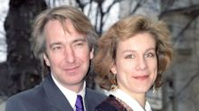 Juliet Stevenson: Alan Rickman is on my shoulder every day
