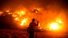 Fires continue to rage in US as smoke reaches Europe