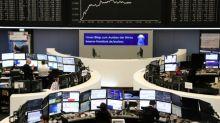 Wall Street impulsiona índices europeus; britânico FTSE recua por libra forte