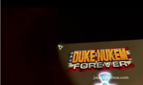 You can actually watch Duke Nukem Forever on Jace Hall Show