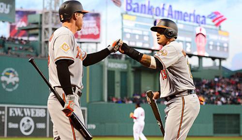 MLB: O's verprügeln Sox - Judge spielt groß auf