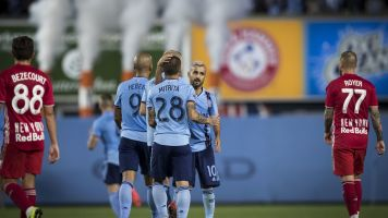 Statement win for NYCFC in Hudson River Derby