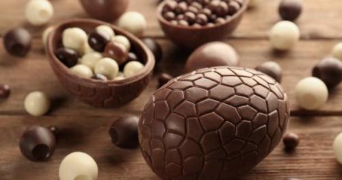 Nutrition - Sportifs : ne vous privez pas de chocolat pour Pâques !