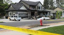 Estrelló un avión privado contra su propia casa luego de ser arrestado por agredir a su esposa