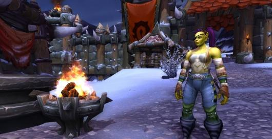 World of Warcraft launching patch 6.0.2 on October 14th