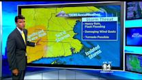 WBZ AccuWeather Evening Forecast For July 14