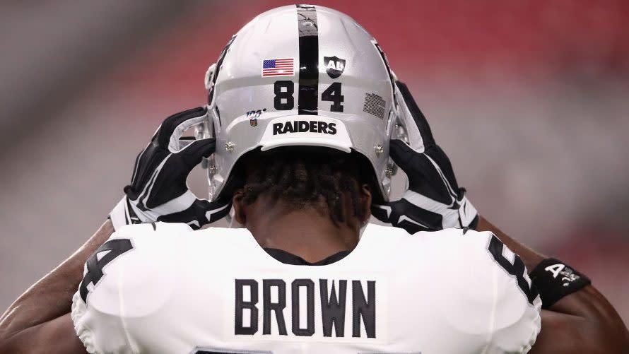 Will Antonio Brown sue over his frostbitten feet?