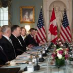 US, Canada promise due process for arrested Chinese executive