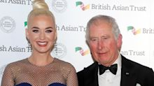 Katy Perry to sing for Prince Charles' plants