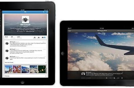Twitter revamps its iPad app for expanded content, adds header photos and image streams