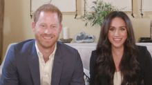 Prince Harry in challenge to online world: 'This is a global crisis - of hate, of misinformation, and health'