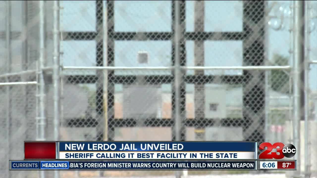 New Lerdo justice facility unveiled