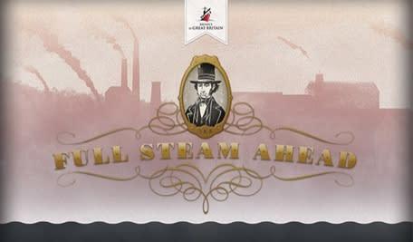 Aardman's Full Steam Ahead edu-app shows great promise, early flaws
