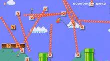 【有片】第一關搞成咁 《Mario Maker 2》火球地獄