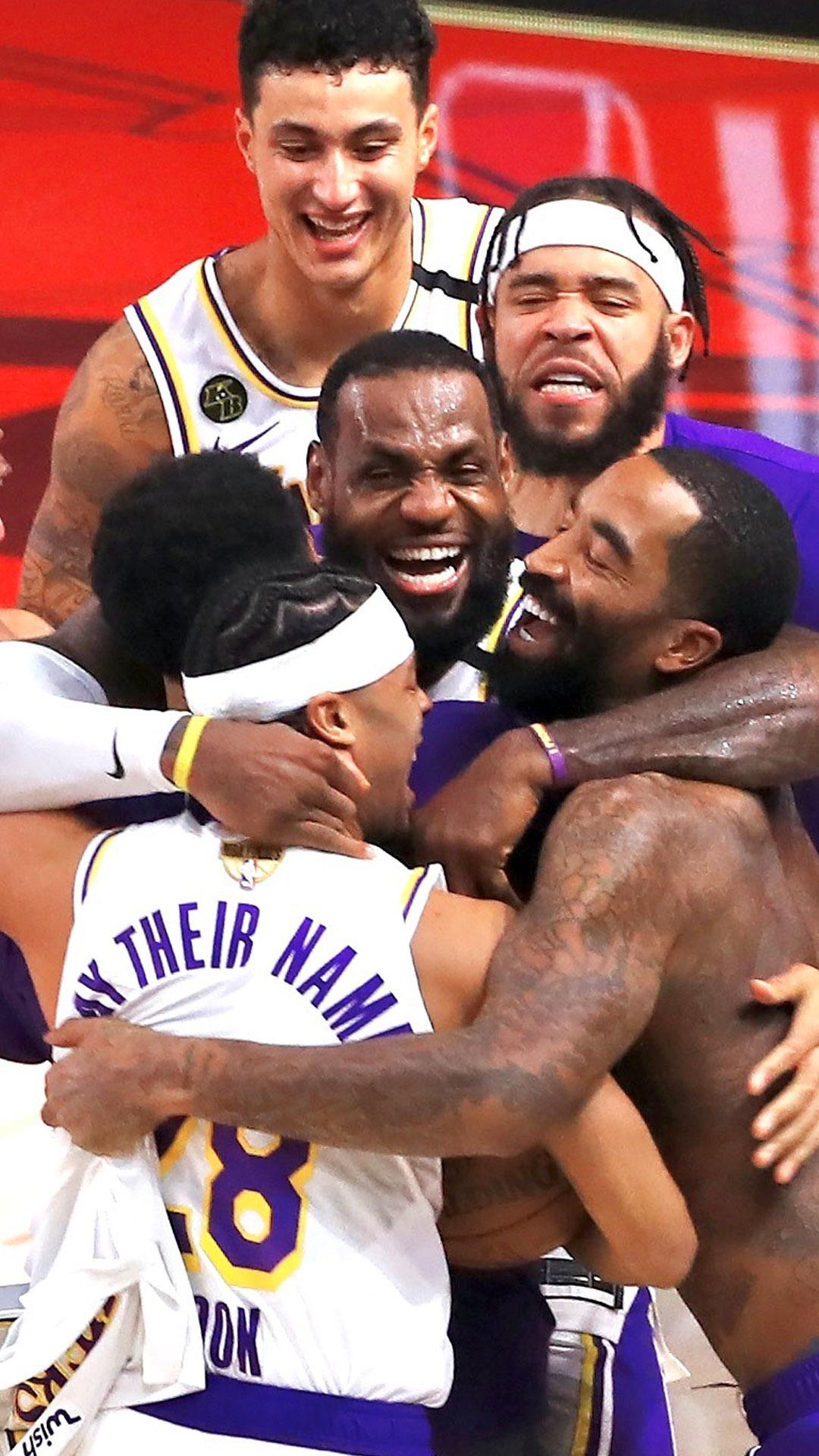 The Rush: LeBron James wins fourth ring as Lakers bring ...