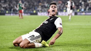 Two in two: Dybala bags brace in style with golazo