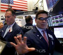 Wall Street hit by tech, oil weakness