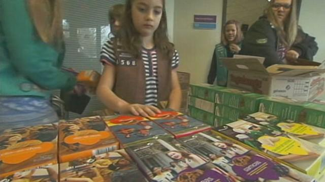 Girl Scout Troop Left With 6,000 Boxes of Cookies After Hoax Order