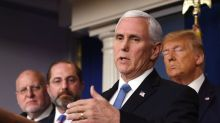 Mike Pence is blocking health officials from going on CNN to pressure the network to air Trump's full coronavirus briefings