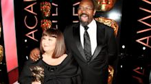 Dawn French and Lenny Henry had to move police officers into their home due to 'continual racism'