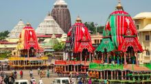 Lord Jagannath's 'Bahuda Jatra' Begins Sans Devotees as Puri Remains Under Covid-19 Curfew