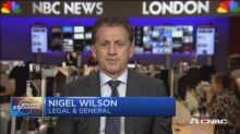 Legal & General CEO:  There's a huge infrastructure defic...