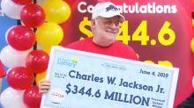 Man reveals bizarre way he picked winning $500m lotto numbers