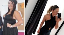 Woman claims being called 'fat' by her ex inspired her to lose 65 kilos