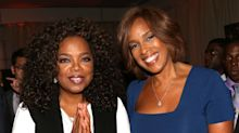 Oprah Winfrey says Gayle King is getting death threats over interview question about Kobe Bryant: 'She is not doing well'